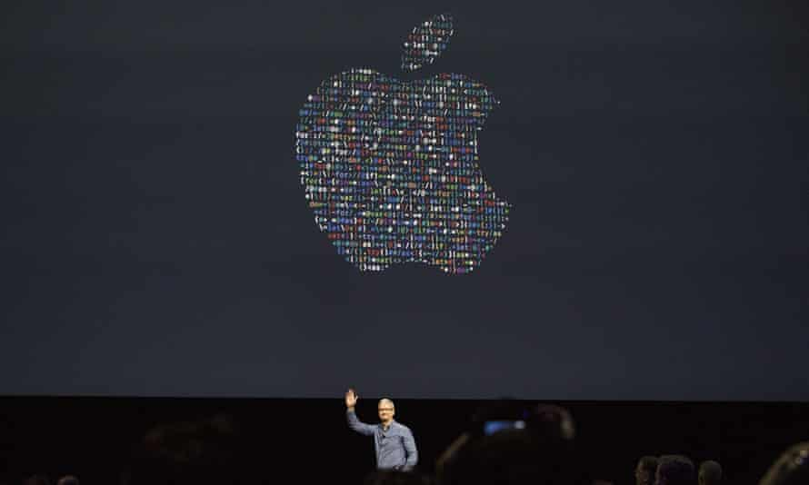 Tim Cook lays out his vision for Apple's future.