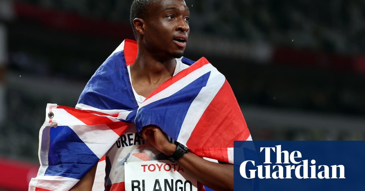 From Primark to the podium: Columba Blango wins Paralympic bronze
