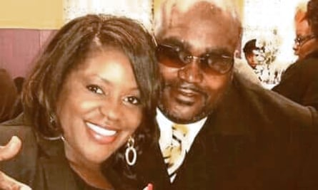 terence crutcher with his twin sister tiffany