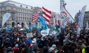 Budapest rally