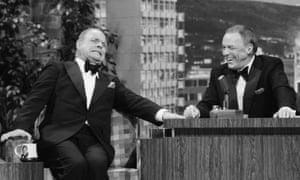 Don Rickles and Frank Sinatra