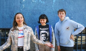 The Orielles ... mesmerising indie from Halifax.