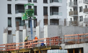 'Cement is a heavy and largely invisible emitter, yet taken for granted as a necessary building block of basic civilisation.'