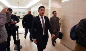 New York police officer Peter Liang