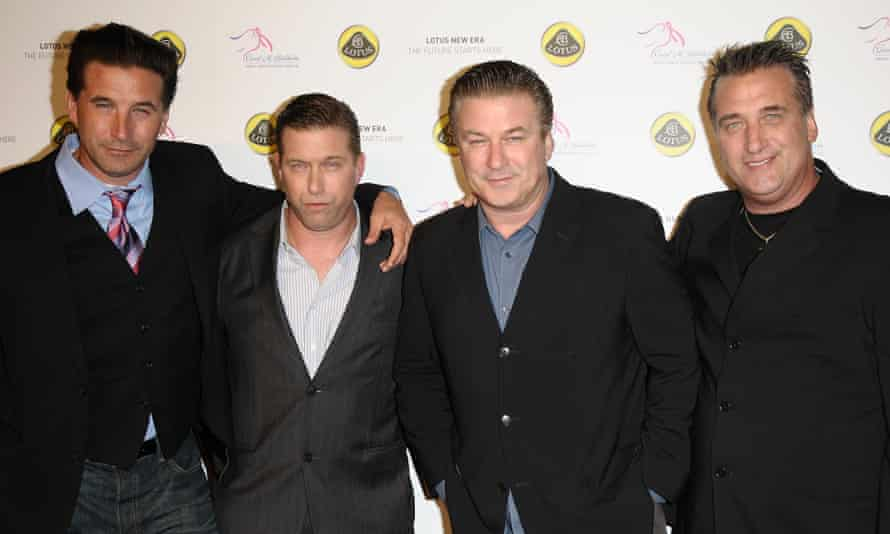 The Baldwin boys: with brothers William, Stephen and Daniel.