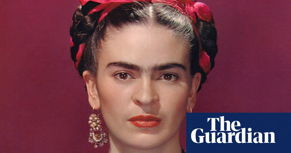 Frida Kahlo makeup kit launched with palette to recreate artist's famed brow