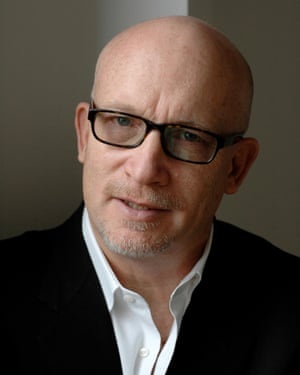 Alex Gibney, Director of Inventor: Out of Blood in Silicon Valley.