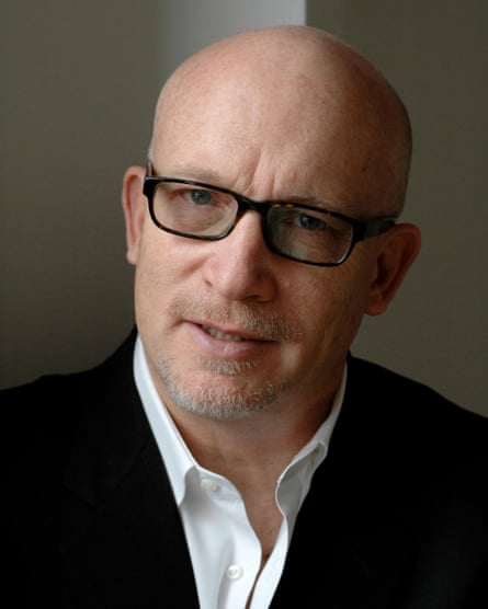 Alex Gibney, director of The Inventor: Out for Blood in Silicon Valley.