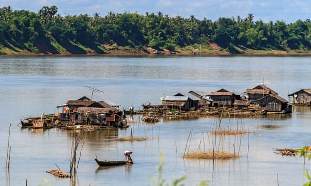 Leaked report warns Cambodia's biggest dam could 'literally