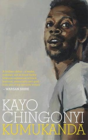 Kayo Chingonyi's Kumukanda