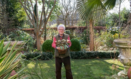 Me and my garden: 'I get very emotional about plants'