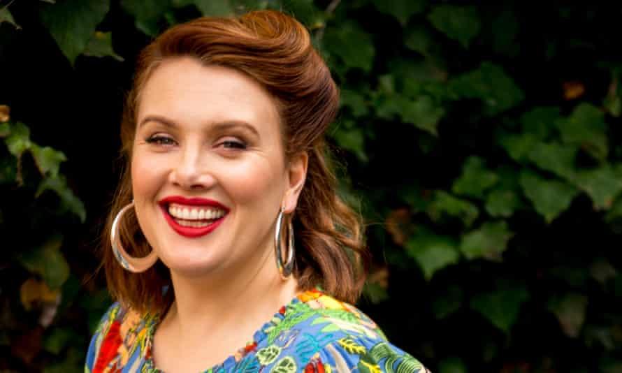 Clare Bowditch portrait photograph