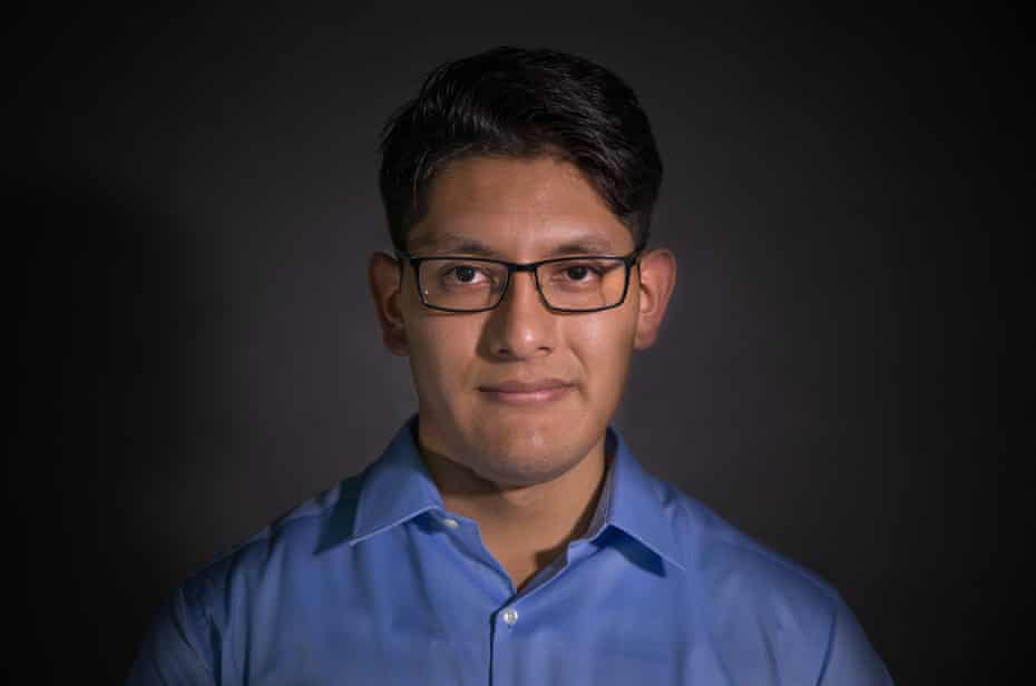 Irving Hernandez: 'I have lived first hand the militarization of the border.'