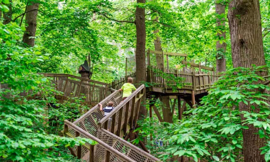 BeWILDerwood Cheshire Trail