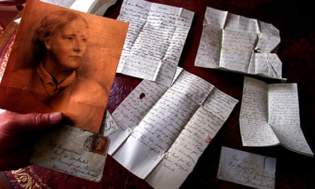 Elizabeth Gaskell and a series of her unpublished letters.
