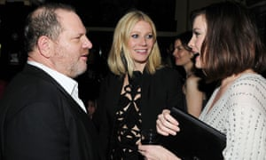 Harvey Weinstein, pictured with Gwyneth Paltrow and Liv Tyler