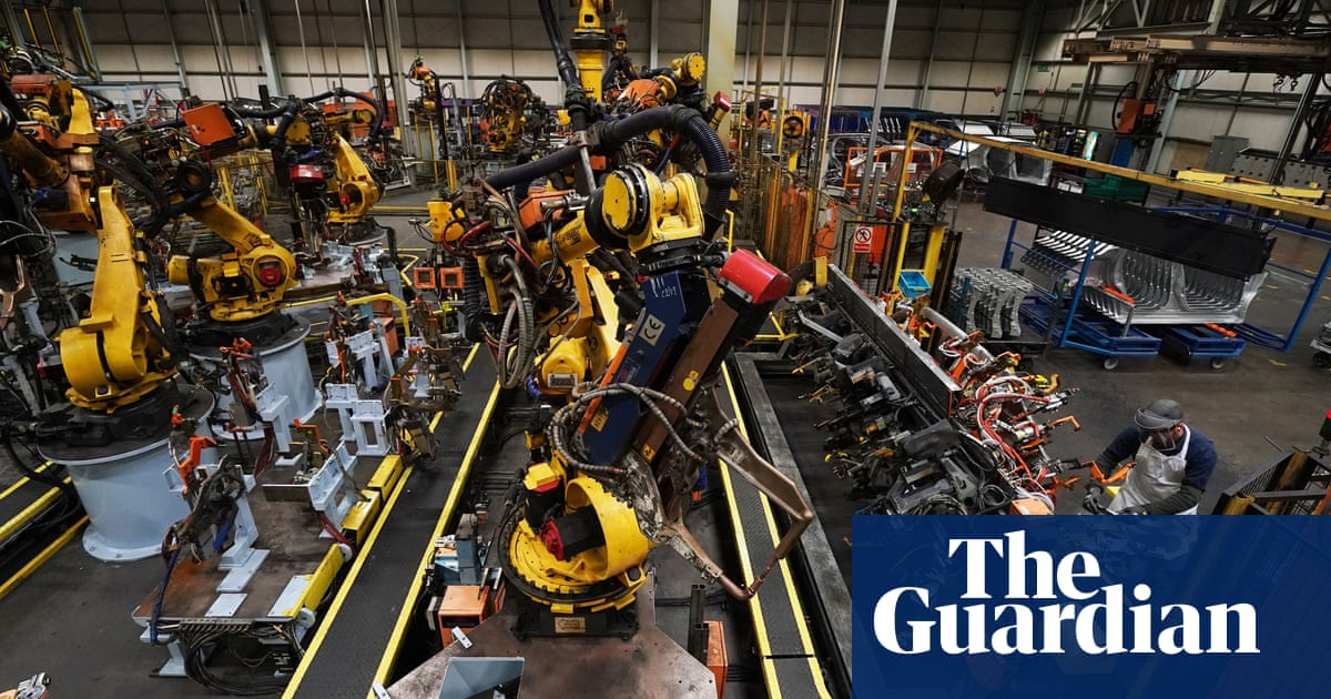 UK manufacturers plead for more state funds to boost sector