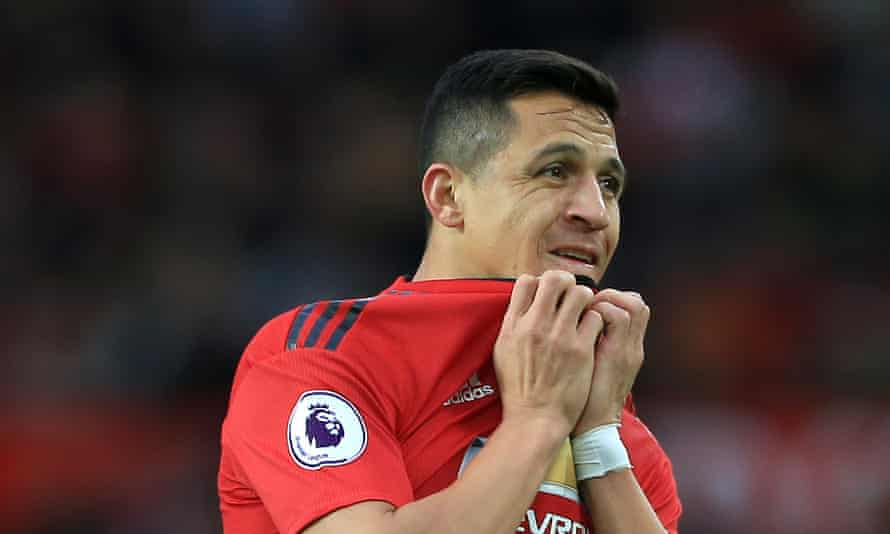 Alexis Sánchez's huge wages may hinder any sale
