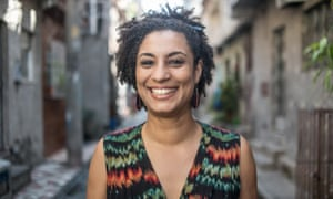 Marielle Franco … fearless, charismatic and popular