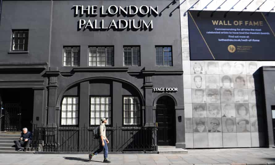 Lloyd Webber hopes to begin tests at the London Palladium in the first week of July.