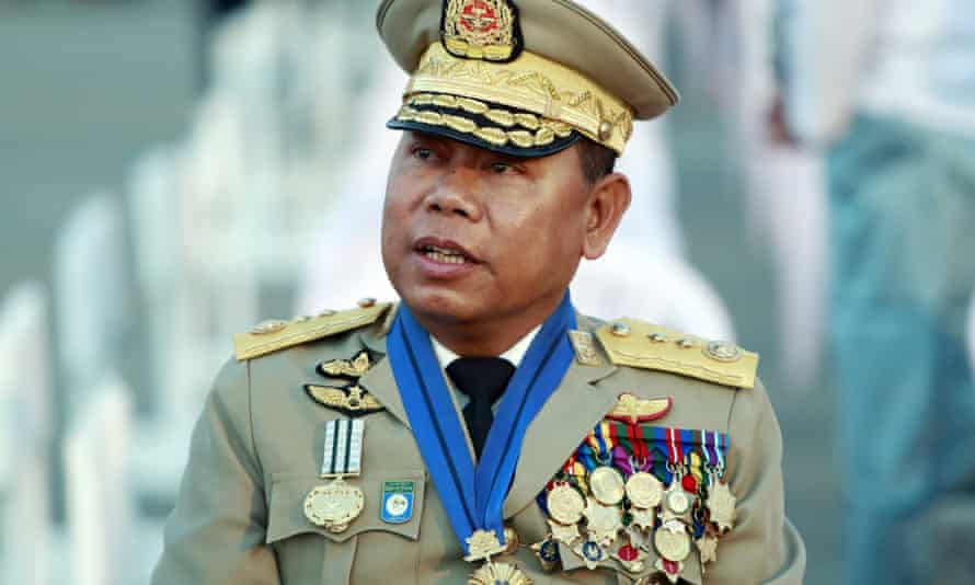 Myanmar has appointed Gen Soe Htut as home affairs minister.