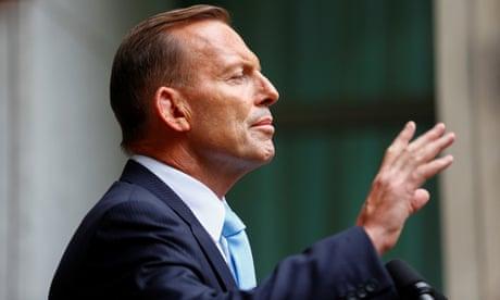 Tony Abbott is the last person Britain needs