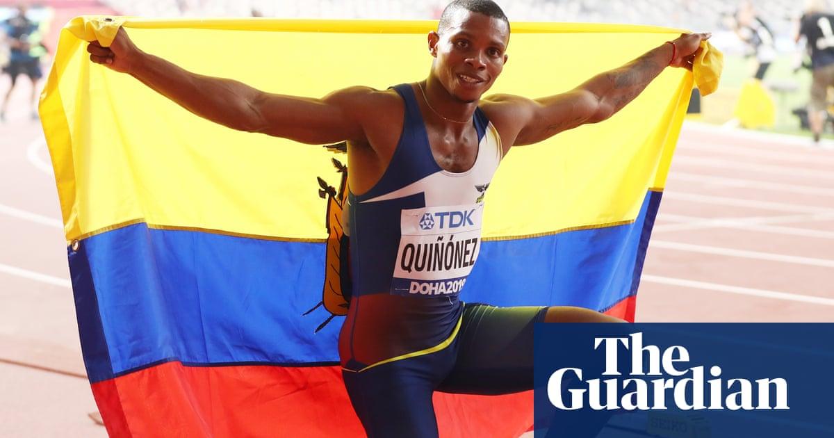 Sprinter Alex Quiñónez, 2019 world bronze medallist, shot dead in Ecuador