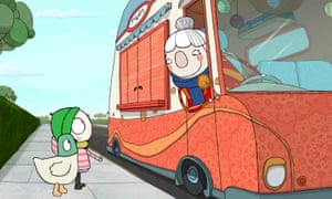 I could watch Sarah & Duck forever. Some nights, when my son wakes up and we have no choice but to draft in iPlayer as a third parent, it feels like I have.