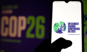Cop26 logos