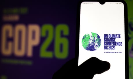 Will the Cop26 climate conference be a national embarrassment for Britain? | Robin Russell-Jones