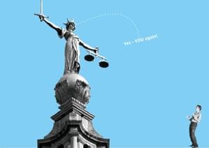 Multiple jury service illustration