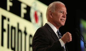 Joe Biden reportedly told supporters he was concerned he wouldn't be able to raise money as quickly as other Democratic contenders have.