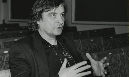 Dmitri Smirnov at the Royal Academy of Music, London, 1999.