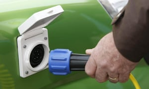 treasury will need to plug gap in tax as drivers switch to electric cars