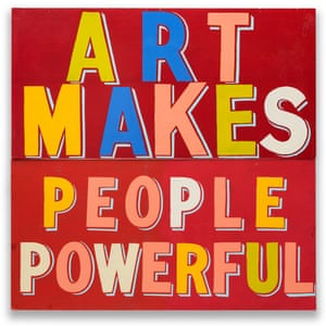 artwork by Bob and Roberta Smith