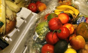 Food waste in Norway amounted to 355,00 tonnes a year.