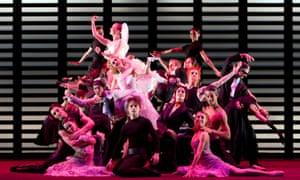 Birmingham Royal Ballet in David Bintley's Shakespeare Suite.