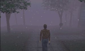 Atmospheric effect … the original Silent Hill.
