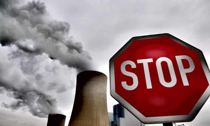 Coal plant in Germany