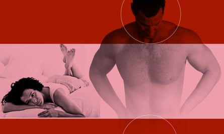 'Everything about our sex life is amazing, until it comes to intercourse.'