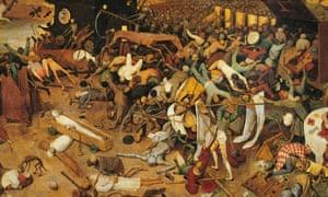 The Triumph of Death, by Pieter Bruegel the Elder, 1562