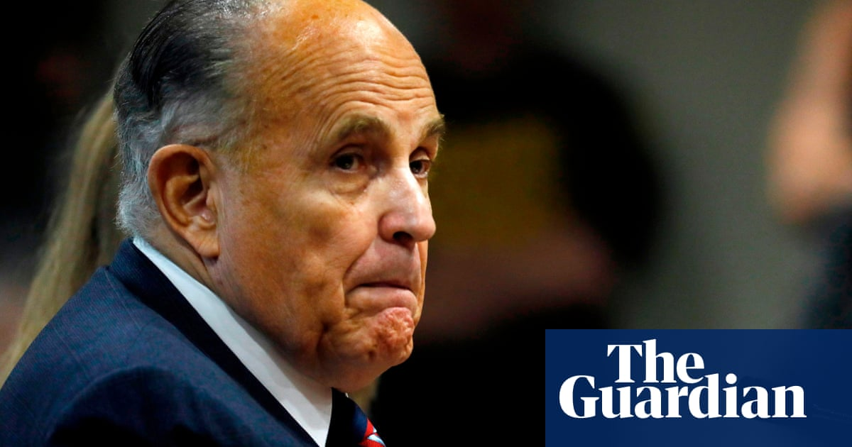 Rudy Giuliani's apartment searched as part of Ukraine investigation – report