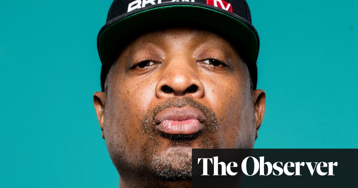 Chuck D: 'I don't think old folks should be leaders'