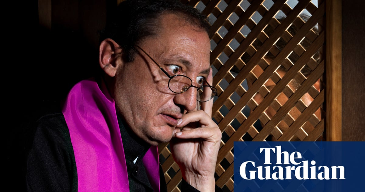 It's a sin! Priests finally reveal the secrets of the confessional