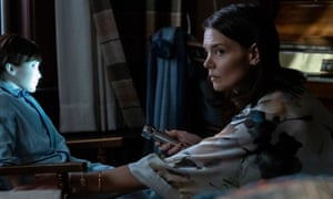 Katie Holmes in Brahms: The Boy II. Even at a brisk 86 minutes, it feels like unending torture.