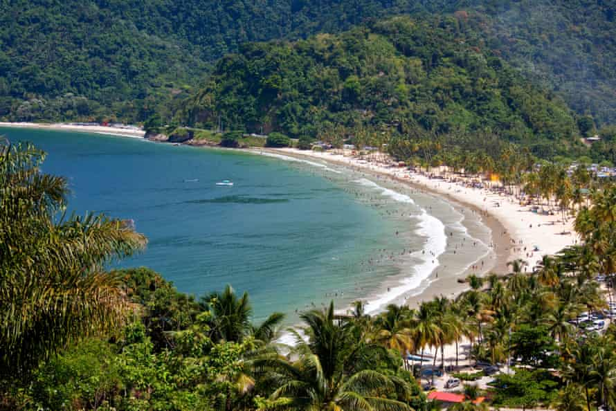 Maracas Bay in Trinidad. What have tech and social media done for the island?