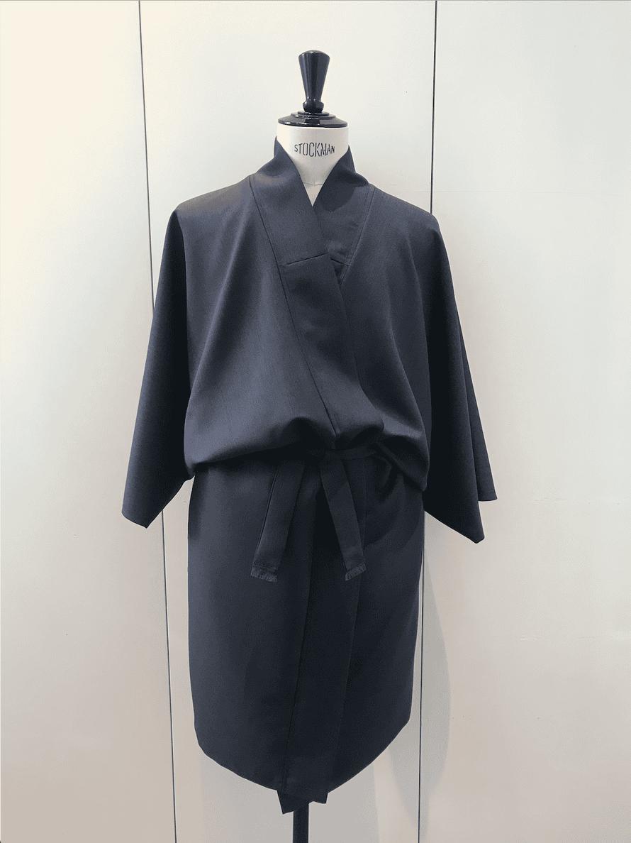 Edward Crutchley one piece kimono with belt