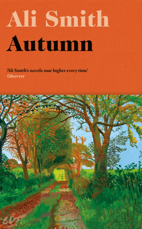 Cover image for Autumn by Ali Smith published by Hamish Hamilton (Penguin)