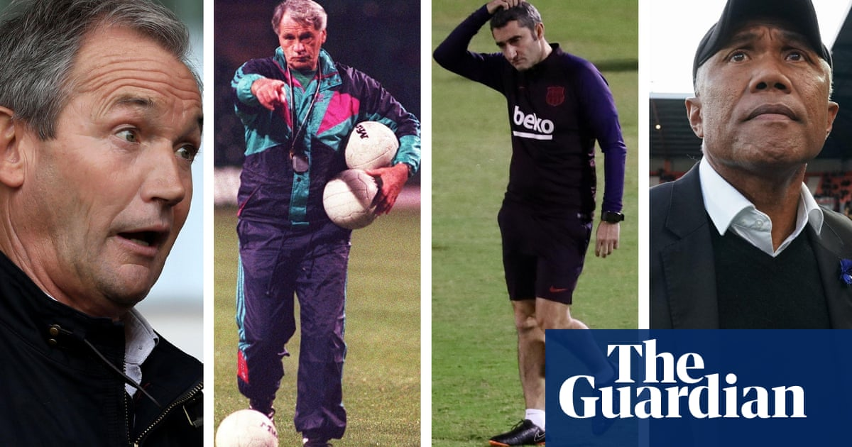 Football managers sacked when their teams were top of the league | The Knowledge