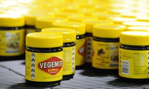 Vegemite rolls along production line in Melbourne. Police say vegemite is just one method used to make illegal alcohol and 'we're not going to be telling shops to not sell Vegemite or give us the tip on who buys 50 bottles of Vegemite'.